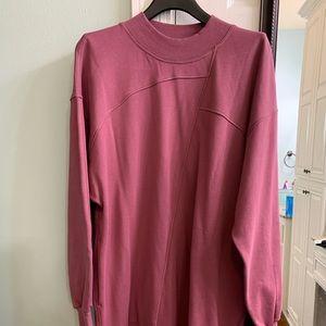 Lululemon Broken Beats Sweater dress